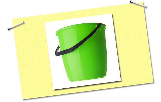 Um balde de esperança – vida de empreguete