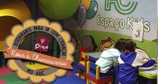 restaurante para ir com crianças no ABC