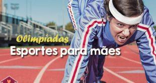 Esportes para mães