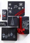 atividades de natal: embrulhar presentes